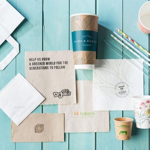 Deine Verpackung – Deine Top-Werbefläche!