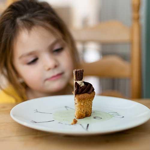 Kinder als Gastronomiekunde