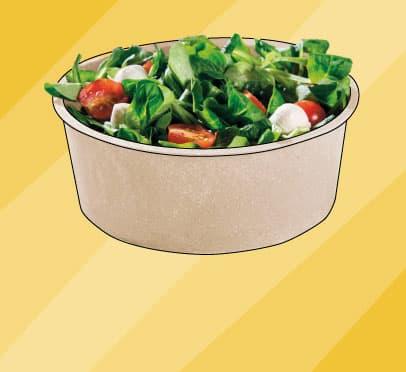Reusables bowls