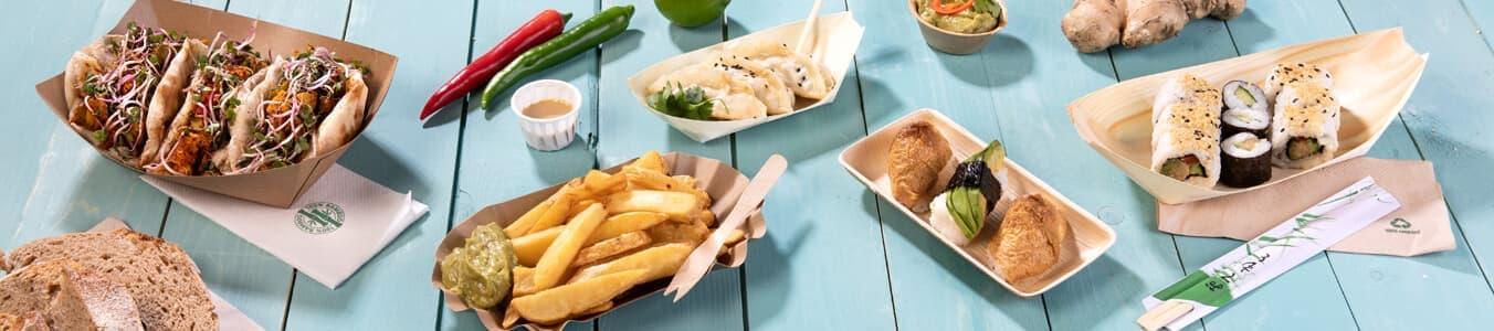 Tableware Fingerfood