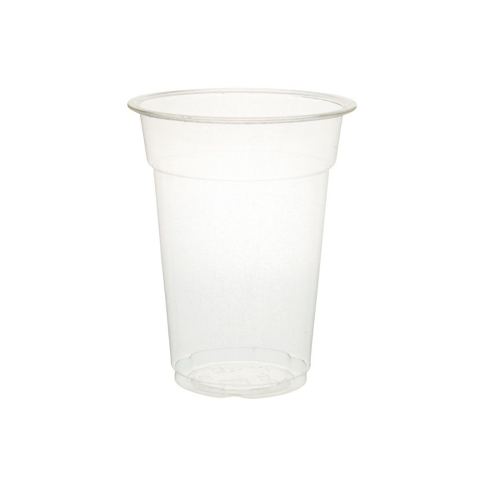 PLA-Klarbecher 250 ml / 10 oz, Ø 78 mm