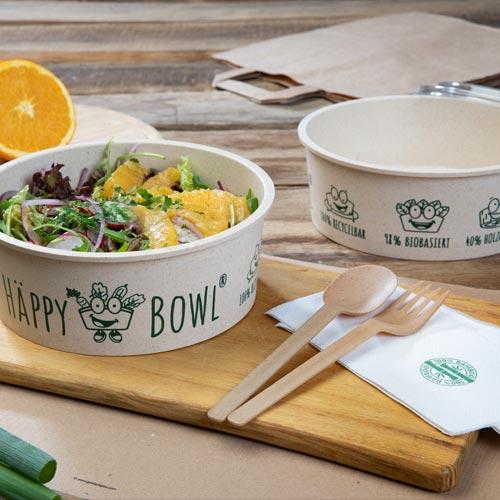 Die Häppy Bowl aus Bio-Compound