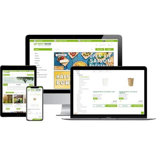 greenbox Produkte nachbestellen