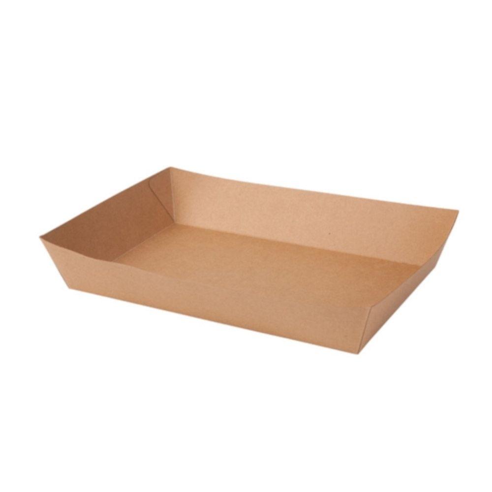 Karton-Schalen 1250 ml, braun