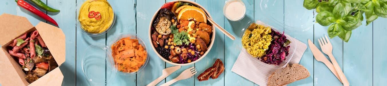 Take-away Salat & Feinkost